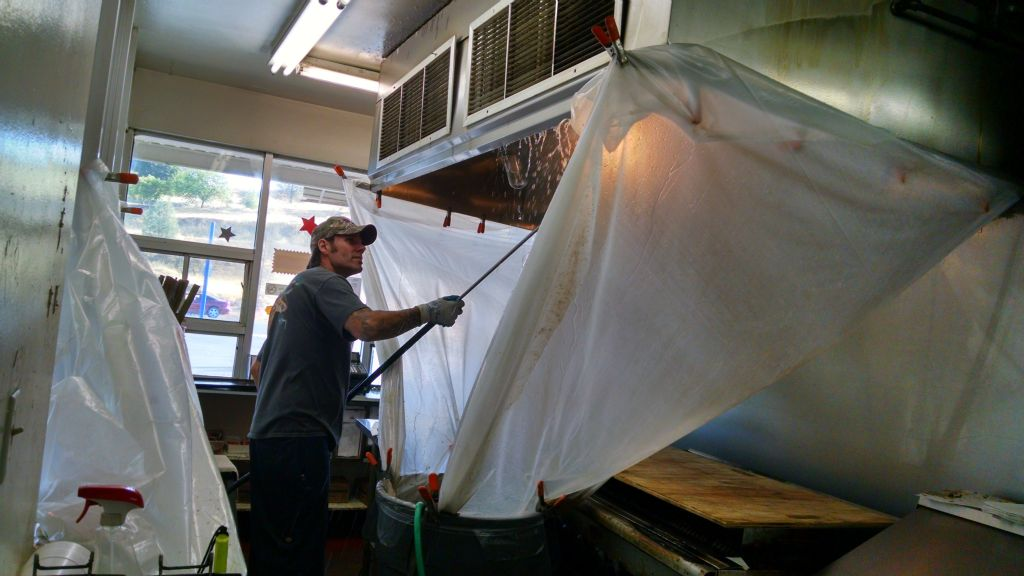 Hood Cleaning, Restaurant Hood Cleaning, Commercial Hood Cleaning, Grease Exhaust Cleaning, Sacramento County, El Dorado County, Placer County, Amador County