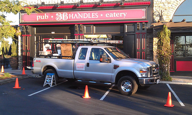 Hood Cleaning, Restaurant Hood Cleaning, Commercial Hood Cleaning, Grease Exhaust Cleaning, El Dorado Hills, Folsom